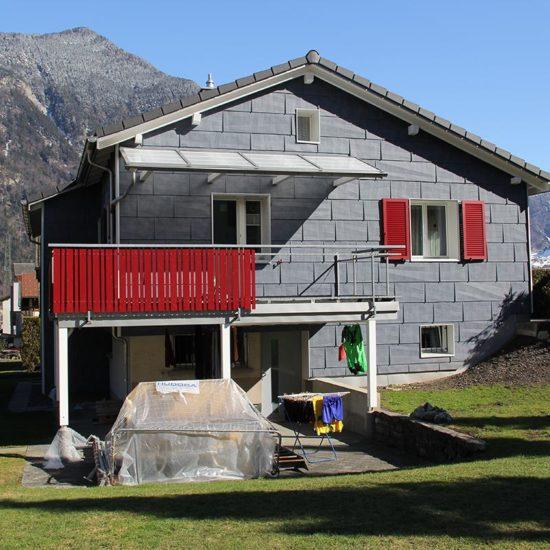 Bless Gebäudehüllen: Referenz Fassade/Dachdecker