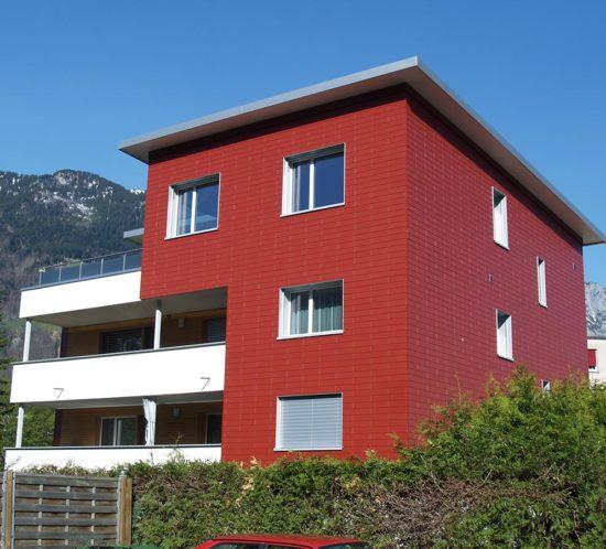 Bless Gebäudehüllen: Referenz Fassade