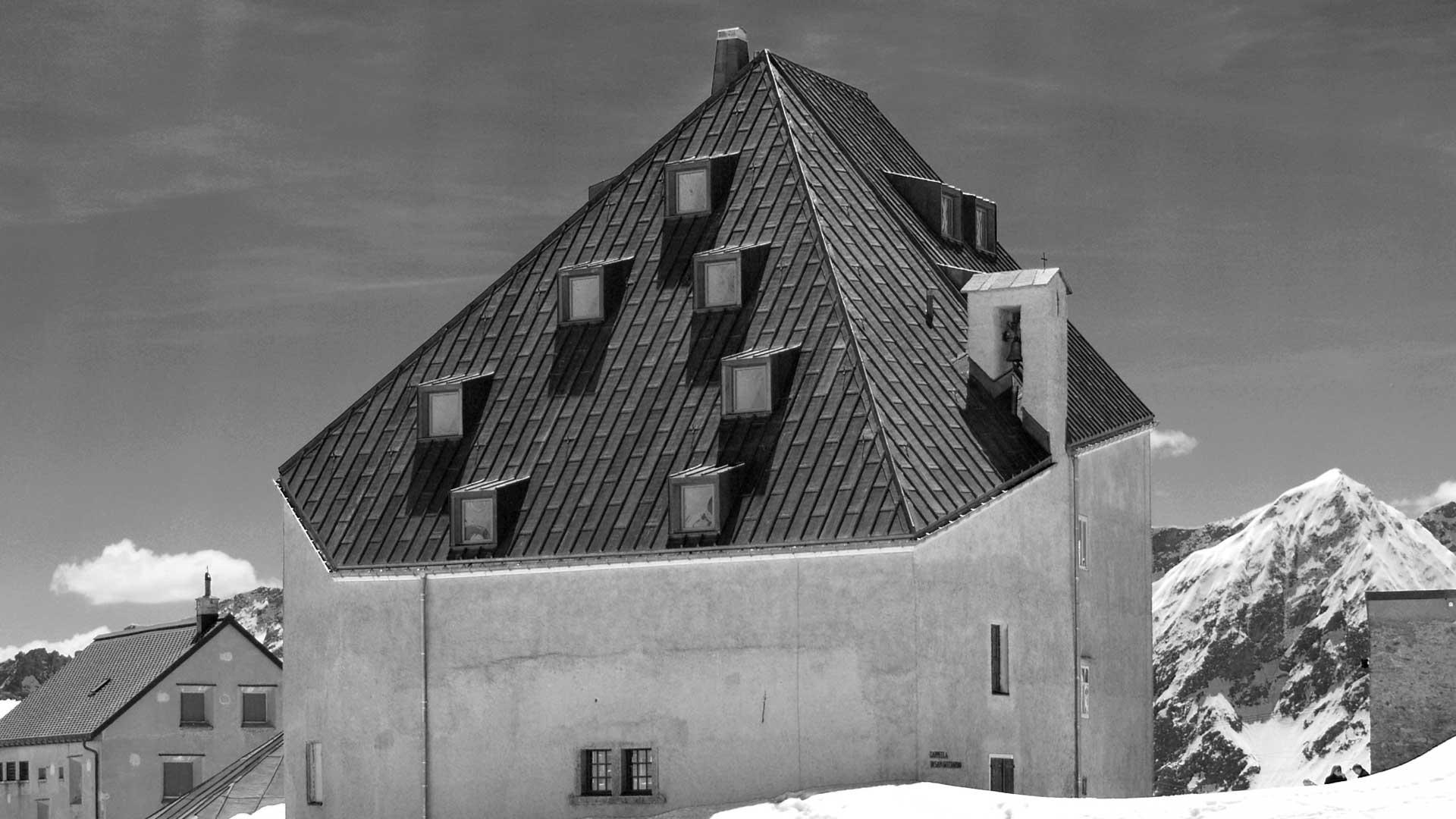 Bleihut fürs Gotthard Hospiz