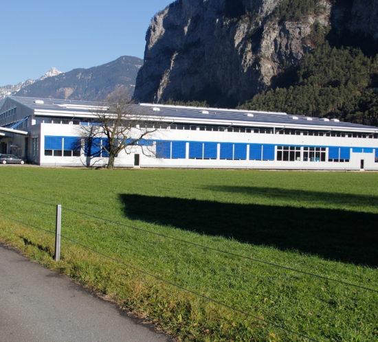 Herb (3): 12'000 m² Gebäudehülle, Breiteli, Erstfeld
